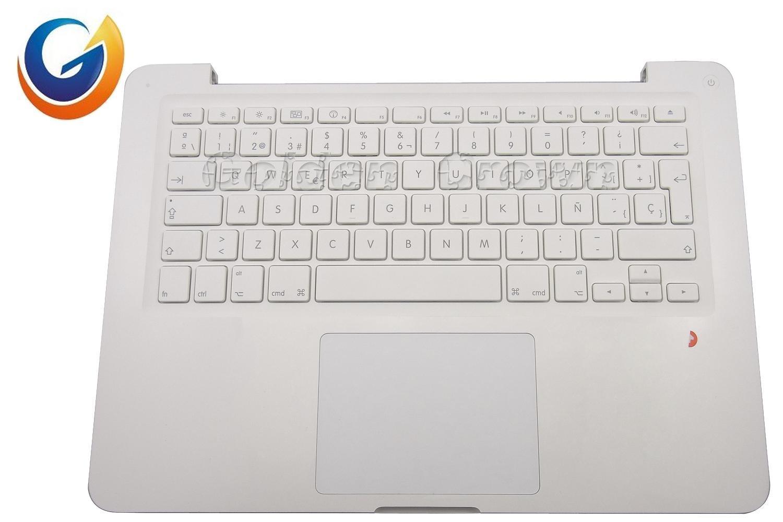 China Laptop Keyboard Teclado For Apple A Mc207 Mc516