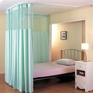 hot item flame retardant hospital cubicle curtain fabric
