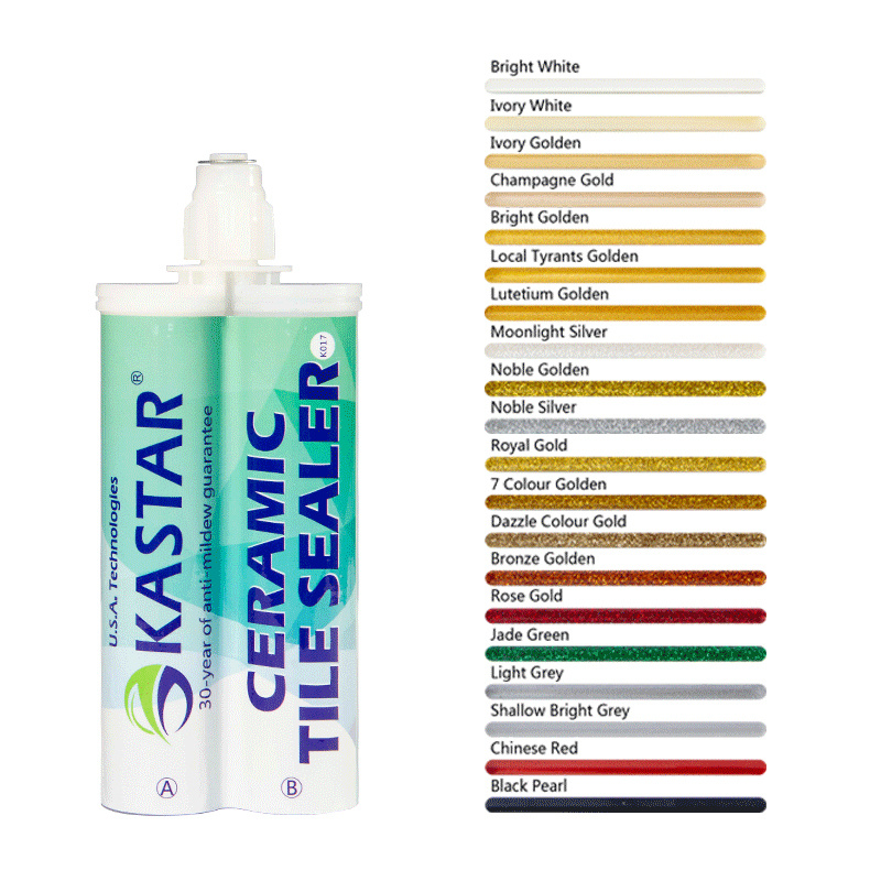 hot item bathroom marble ceramic tile floor filling colors epoxy filler adhesive sealant grout
