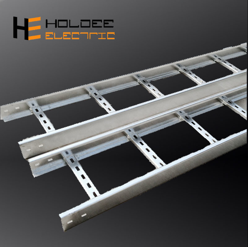hot item aluminium cable tray ladder ladder cable tray cable ladder rack support price
