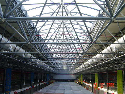 We The Leading Space Frame Manufacturer In India