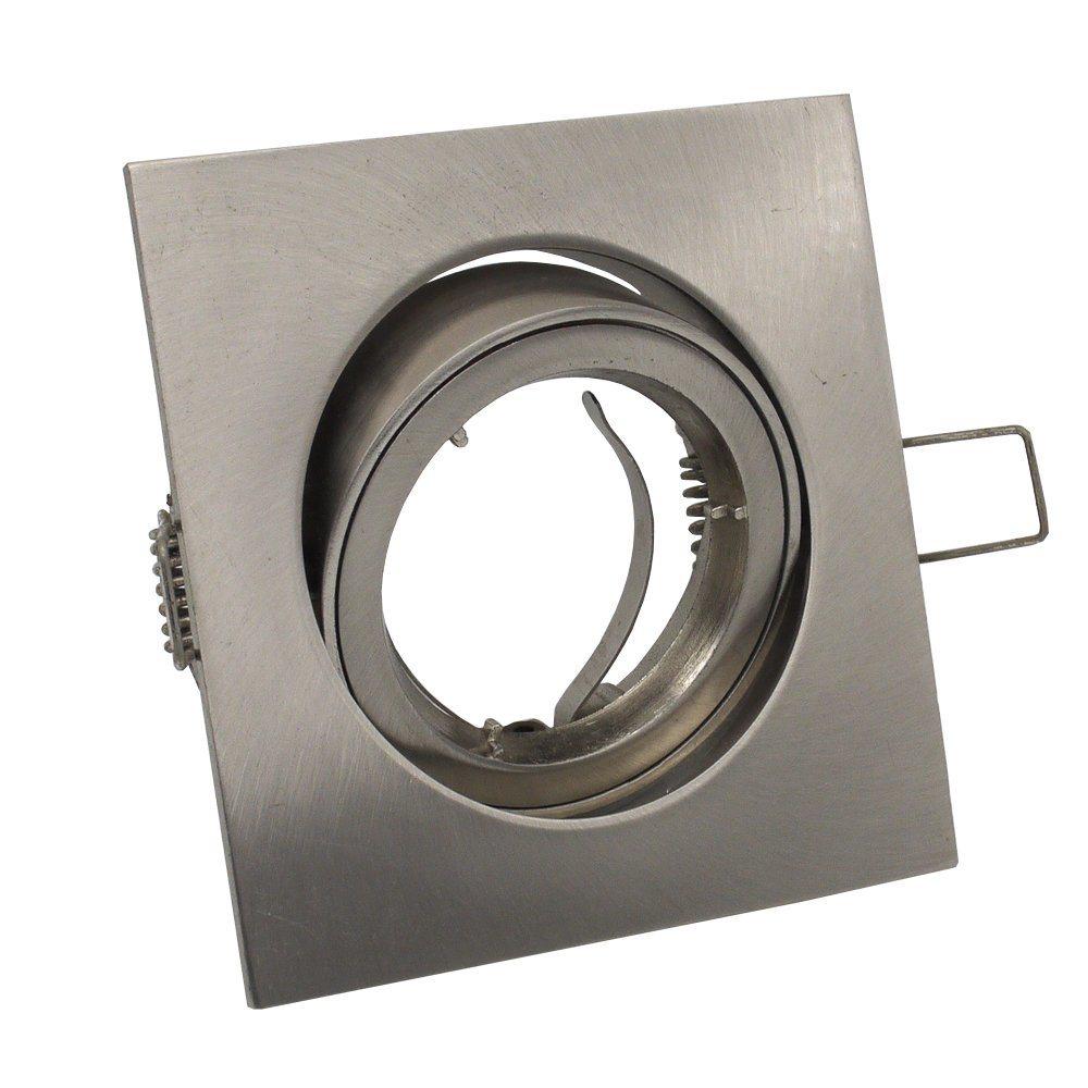 hot item mr16 gu10 led lighting square recessed spot light frame tlit lt1301