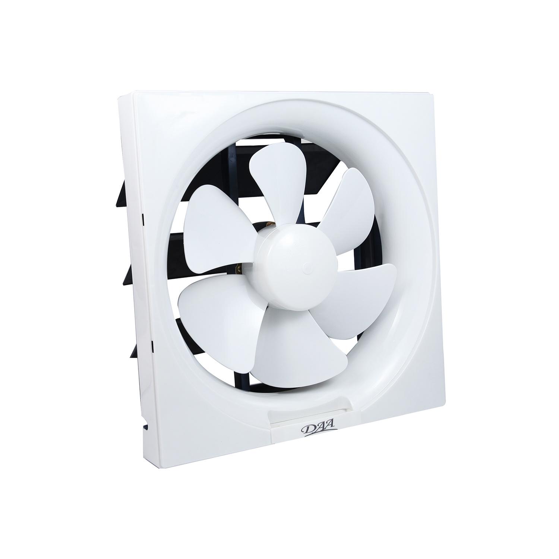 hot item 6 inch 220v plastic ventilation fan for smoking room kitchen