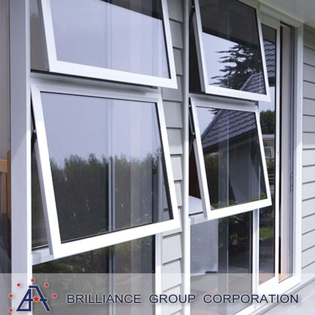 China Modern House Aluminum Hurricane Impact Hand Crank