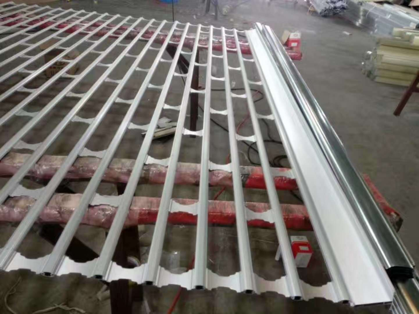 Hot Item Security Grilles For Doors