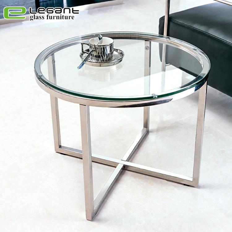 china minimalist living room tempered