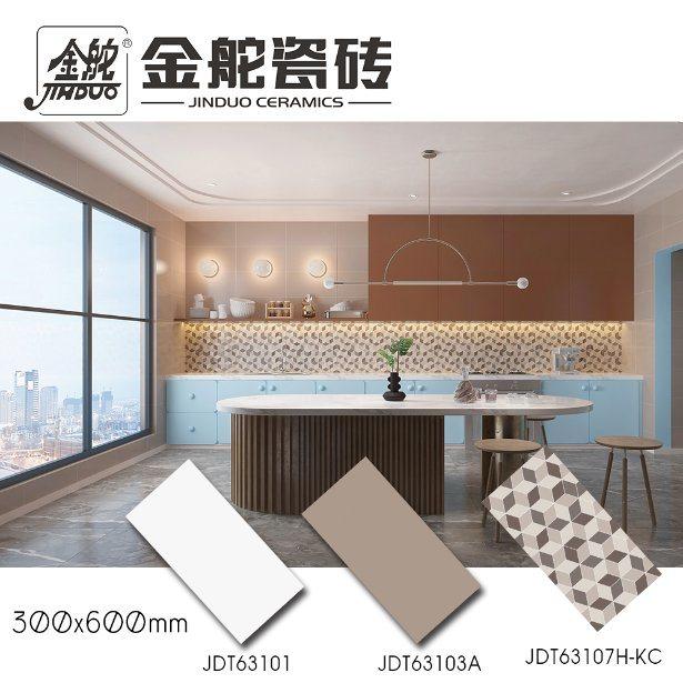 hot item decorative glazed kitchen ceramic tile wall and floor