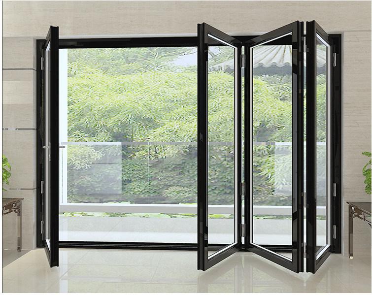 https builtec en made in china com product hwancseyerkd china commercial aluminum 4 panel exterior folding door aluminium doors html