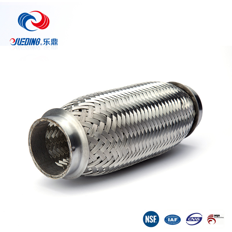 6 stainless steel exhaust flex joint