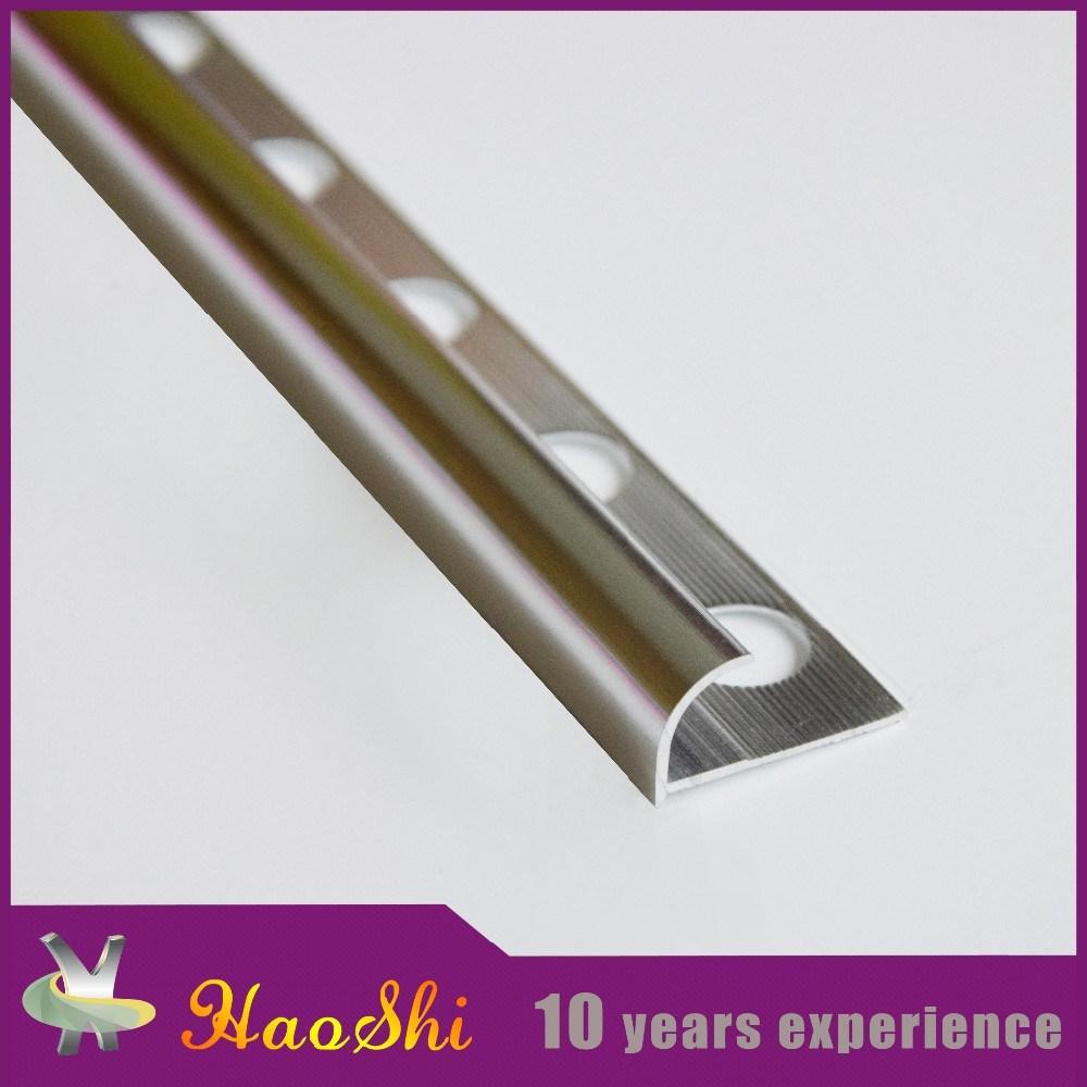 adjustable metal tile edging strips