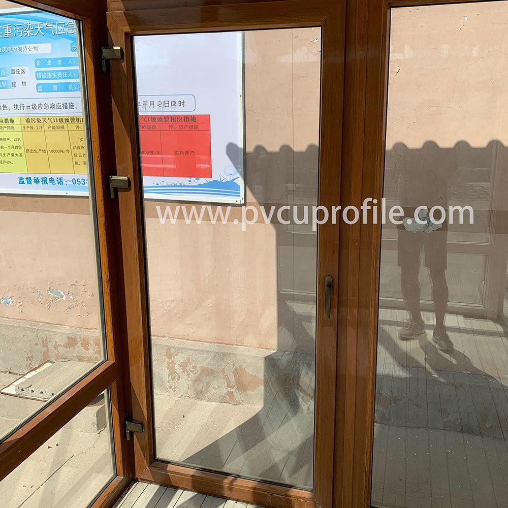 hot item pvc folding doors patio screen door