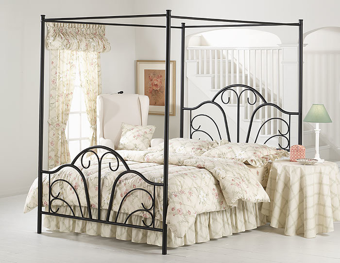 A1Decor: Wrought Iron Beds