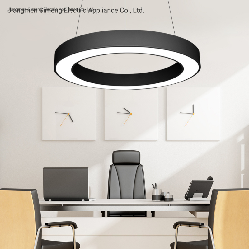 china 800 mm hollow circular chandelier