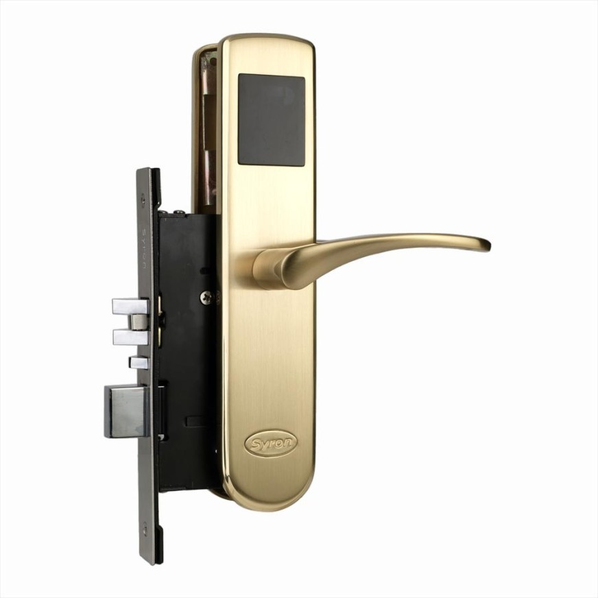 China RFID Card Lock-Hotel Lock (SY544AP) - China ...