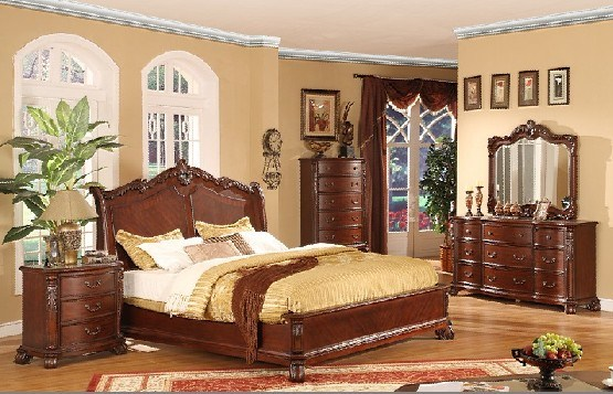 White Solid Wood Bedroom Furniture At The Galleria