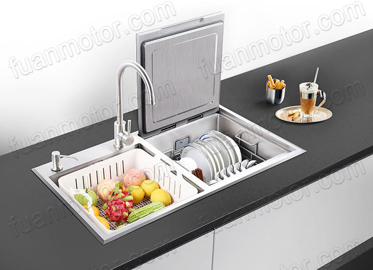 hot item multi function sink dishwasher in one for kitchen