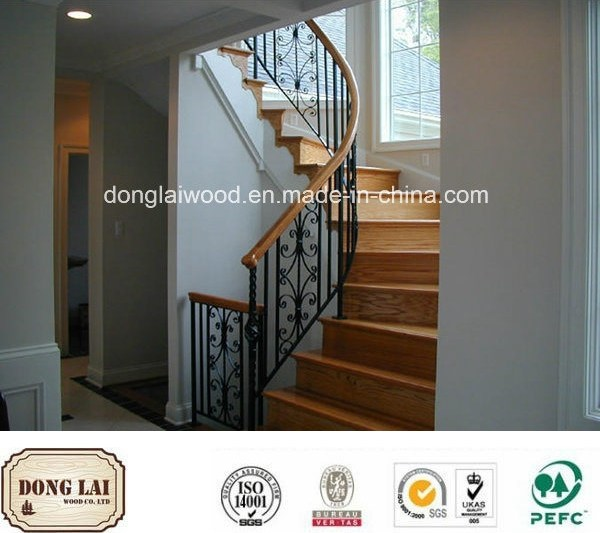 Building Material China Factory Supply High Quality Competitive | Wooden Handrails For Outdoor Steps | Wall Mounted Wooden | Porch | Outdoor Garden Path | Outdoor Decking | Small