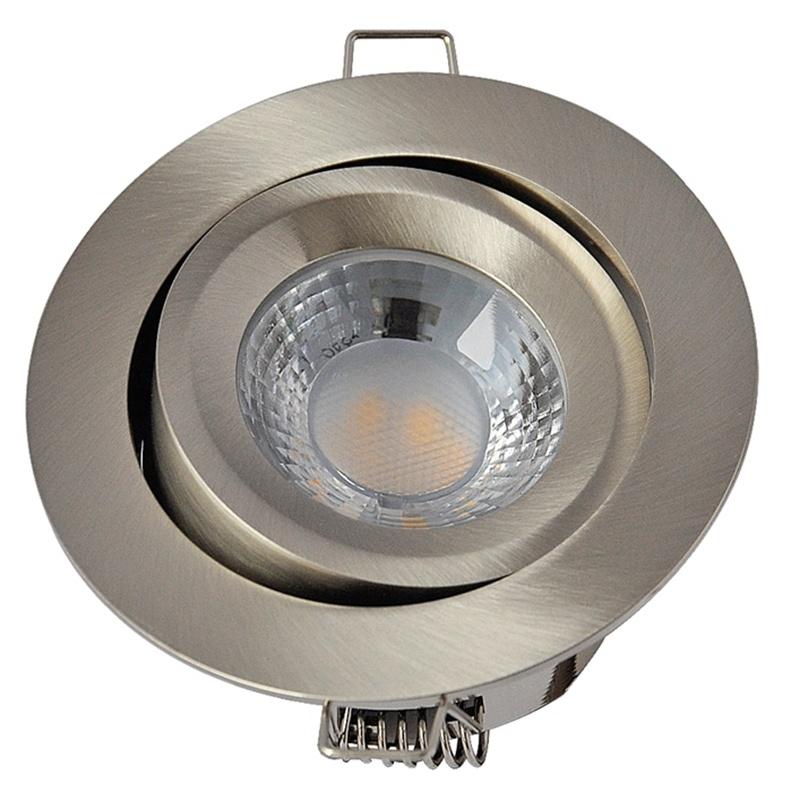 china 5w adjustable downlight recessed
