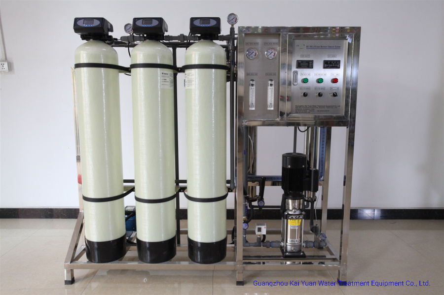 China 500 Lph Frp Home Reverse Osmosis Water Filter System China Water Treatment Water Purifier
