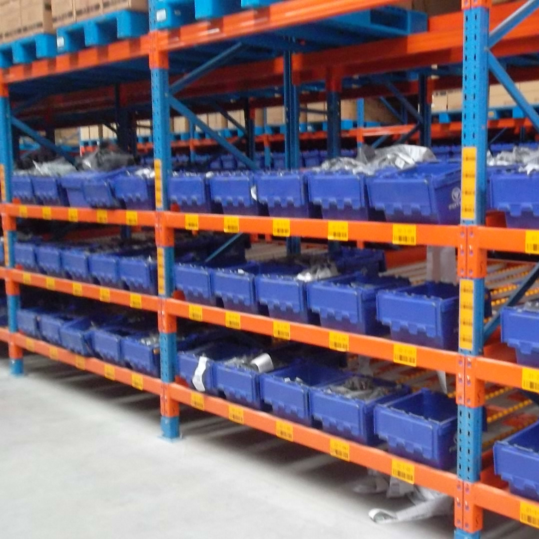 Hot Item Warehouse Storage Heavy Duty Selective Pallet Shelves Jw Cn1412583