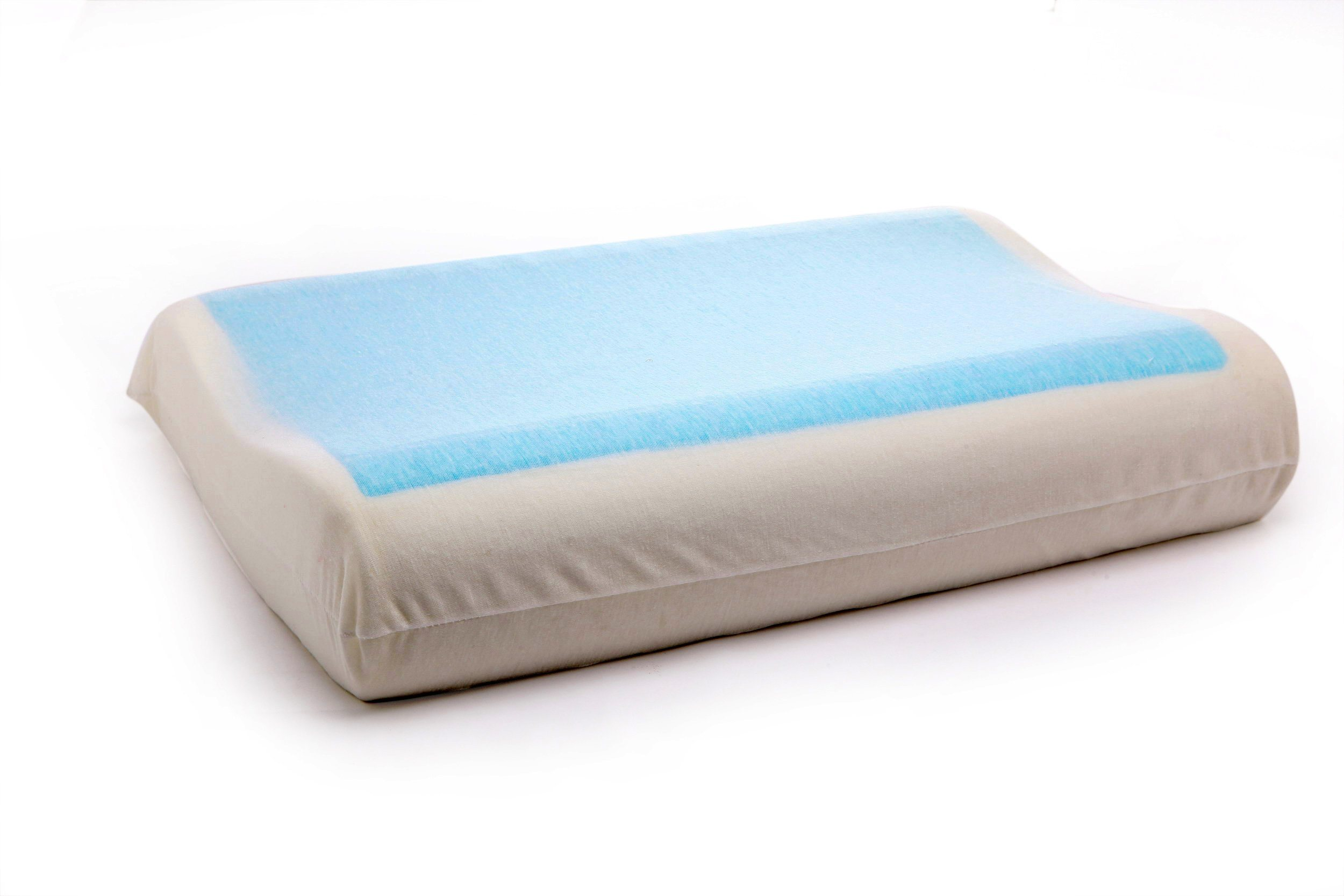 china cool gel memory foam pillow