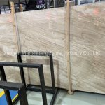 China Book Matched Daino Beige Marble For Wall Interior Decoration Flooring Project Photos Pictures Made In China Com