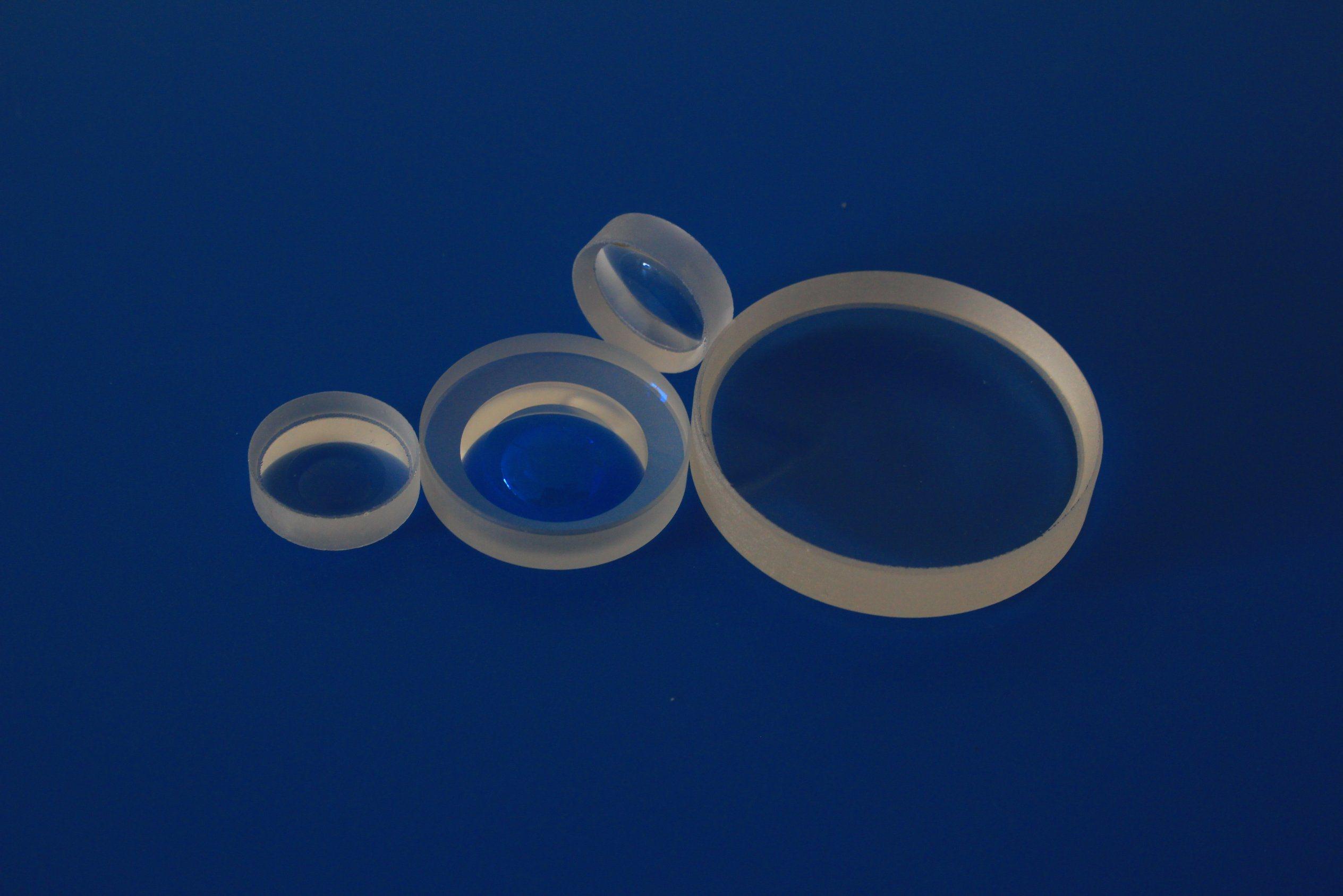 China Double Concave Lens Plano Concave Lens Biconcave