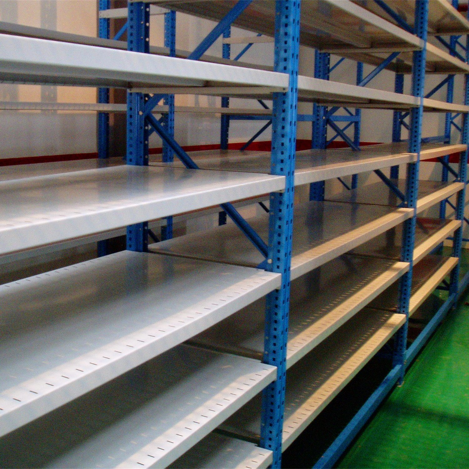 Hot Item High Quality Metal Boltless Shelving For Warehouse Storage