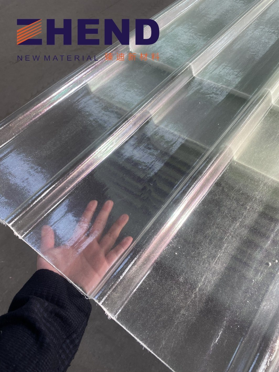China Installing Service Transparent Or Clear Corrugated Fiberglass Roof Panels Photos Pictures Made In China Com