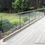 China High Quality Factory Stainless Steel Glass Deck Railing System China Deck Railing System Factory Glass Raiilng System