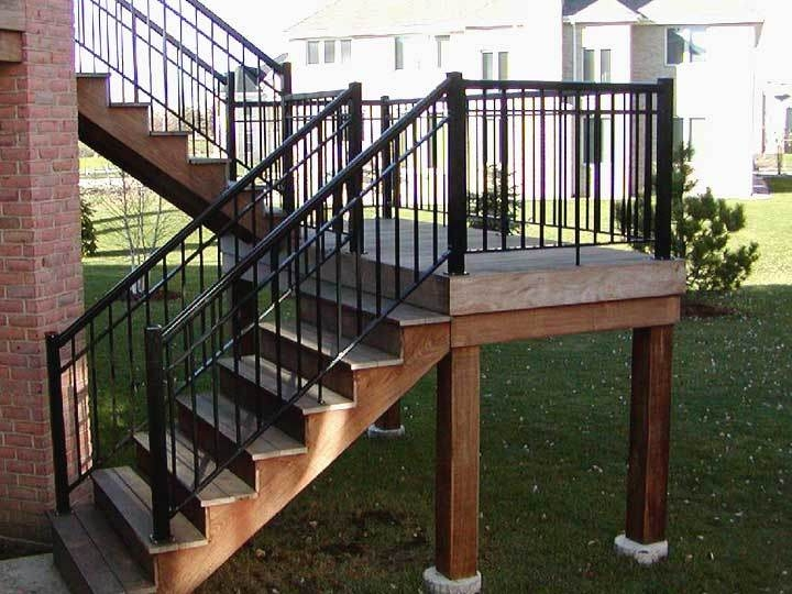 China Modern Design Outdoor Stair Balcony Steel Railing China | Modern Outdoor Stair Railing | Front Door | Outer | Cool | House | Craftsman Style