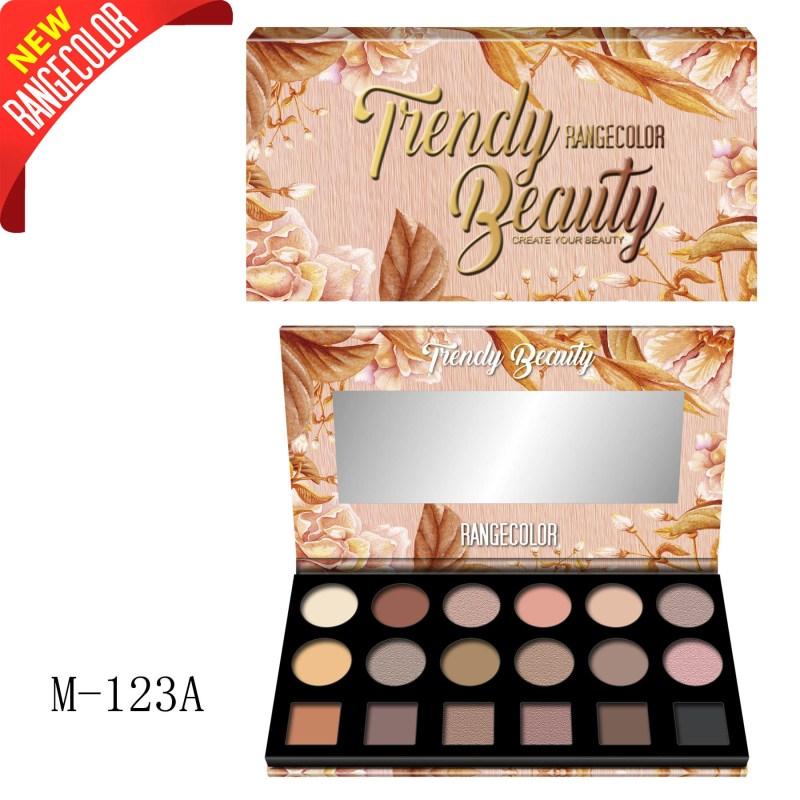 Cosmetics Makeup 18 Color Eye Shadow
