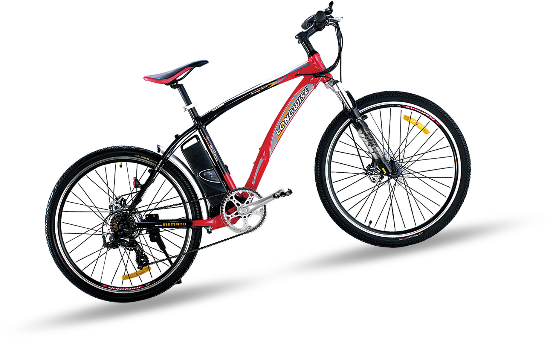Mid Position Motor Electric Mountain Bike Bicycle Ys Meb