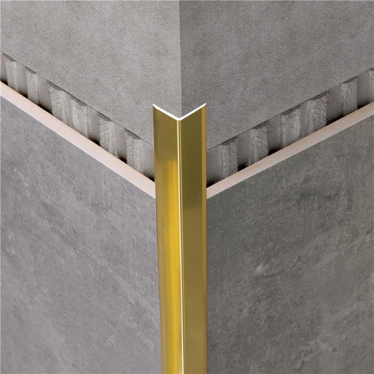 china tile trim aluminum tile trim