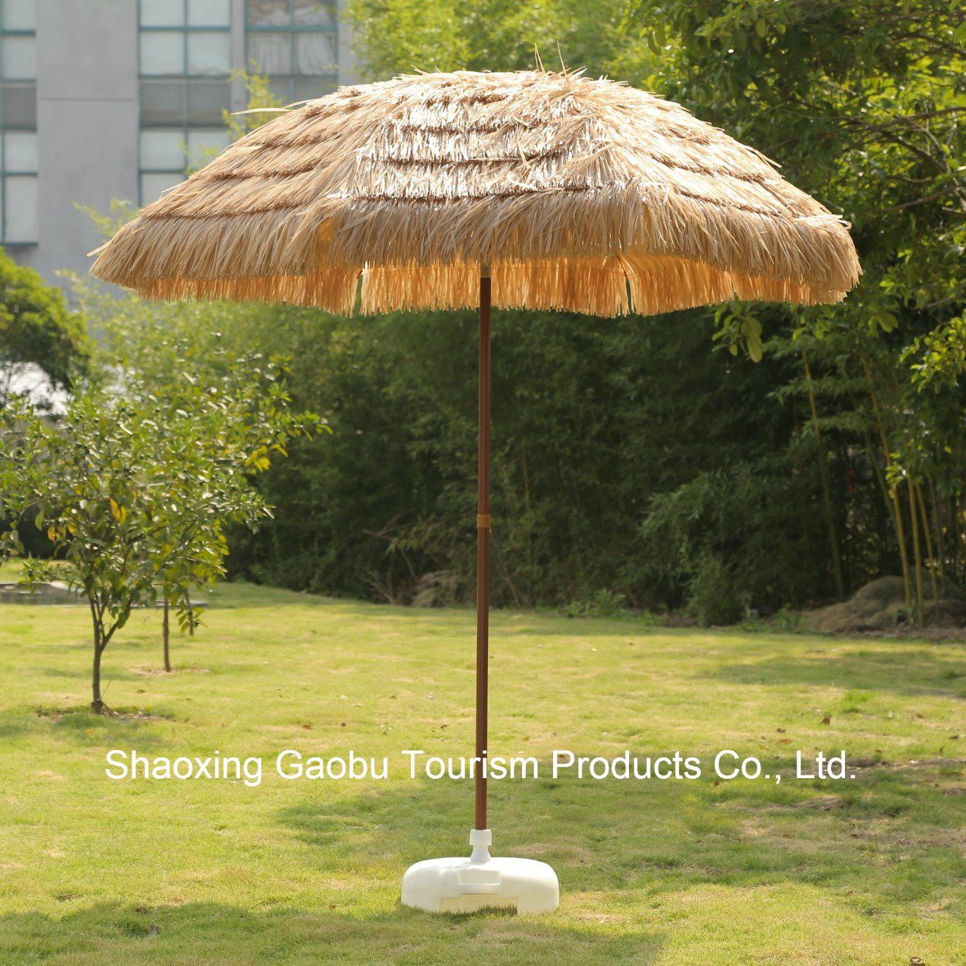 china thatch patio tiki umbrella hawii