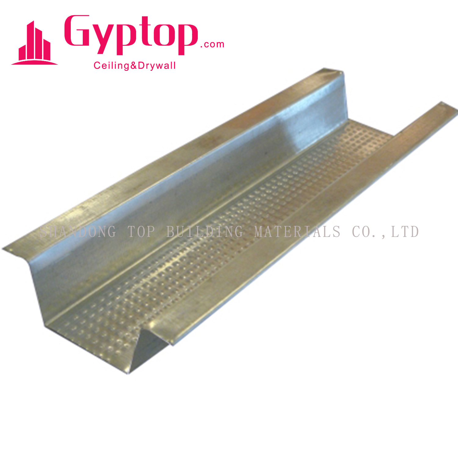 China Furring Channel Ceiling Suspended System Hat Channel System China Steel Channel Furring Channel