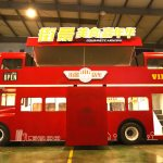 China Jekeen 2019 New Designed Double Decker Bus China Food Truck Food Trailer