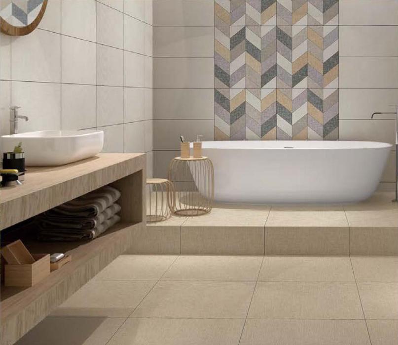 china linen finish rustic glazed floor