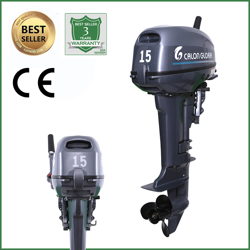 China New Model Outboard Motor 2 Stroke