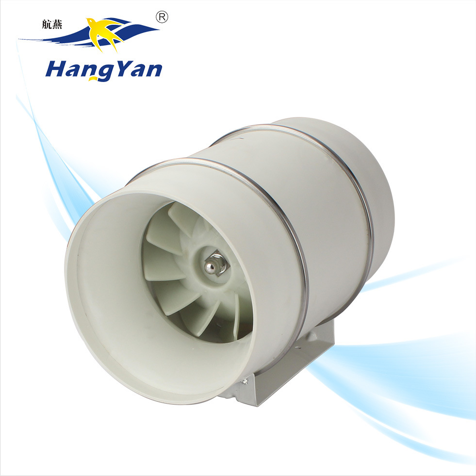hot item big size plastic material 315mm duct fan inline ventilation fan for tube