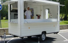 Adorable Kitchen Trailers That Will Fit In Any Interior Style