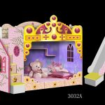 China New Style Kids Castle Bed Bunk Bed China Bunk Beds Loft Beds