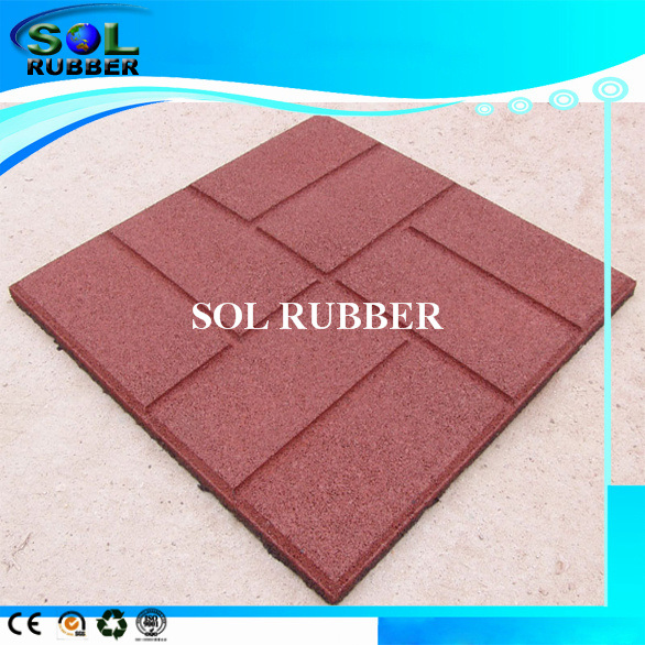 china ce certificated patio floor
