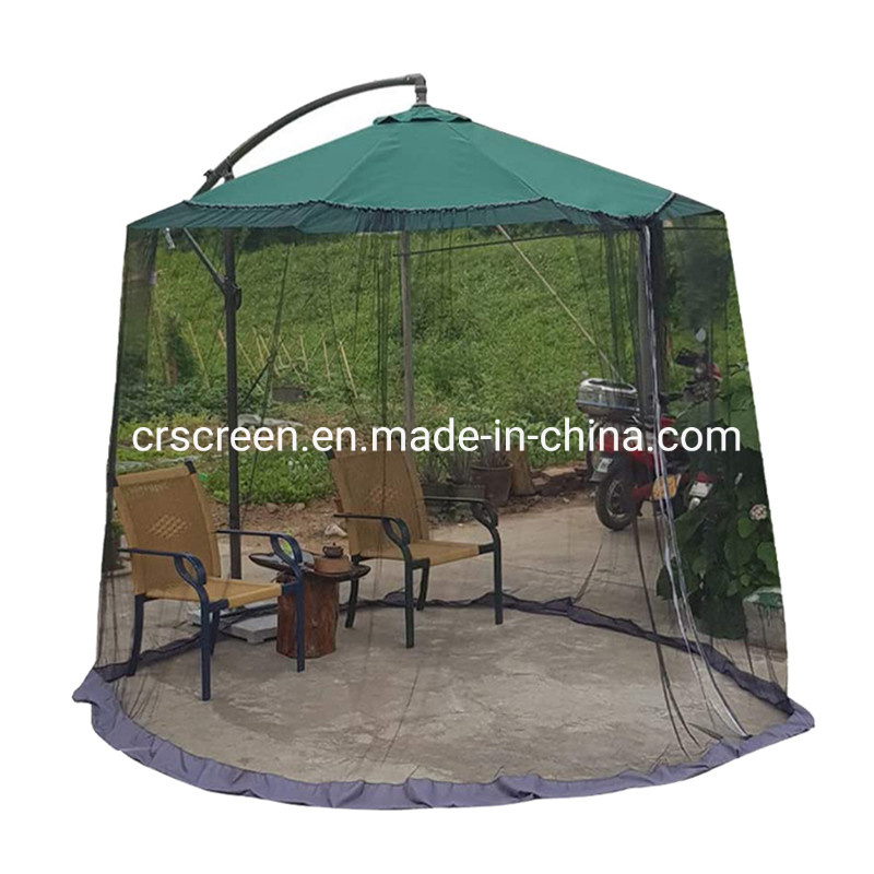 china patio umbrella cover mosquito