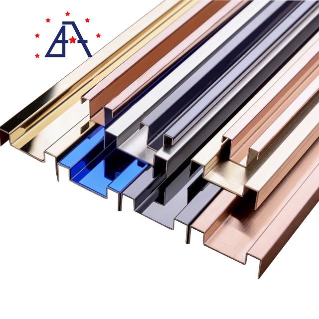hot item aluminium tile trim used ceramic tile edging