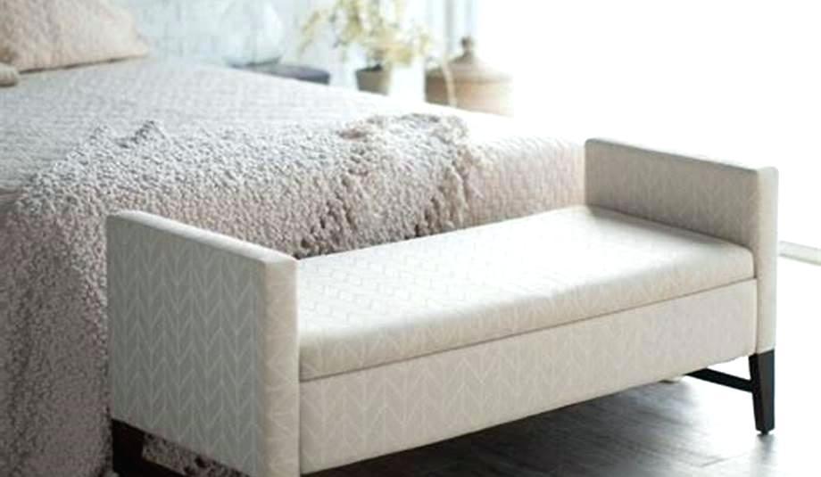 hotel furniture wooden storage bench