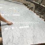 China Selected Italian Bianco Carrara White Marble Tiles For Flooring Floor Bathroom Tile China Marble Tile Bianco Carrara