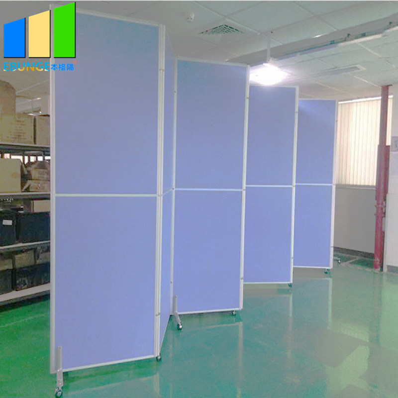 China Philippines Sliding Folding Partition Foldable Room Divider On Wheels China Room Divider Movable Wall