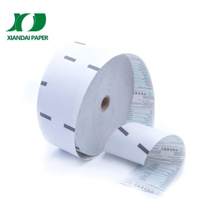 China Hot Sale Thermal Atm Paper China Paper Rolls Thermal Paper Roll