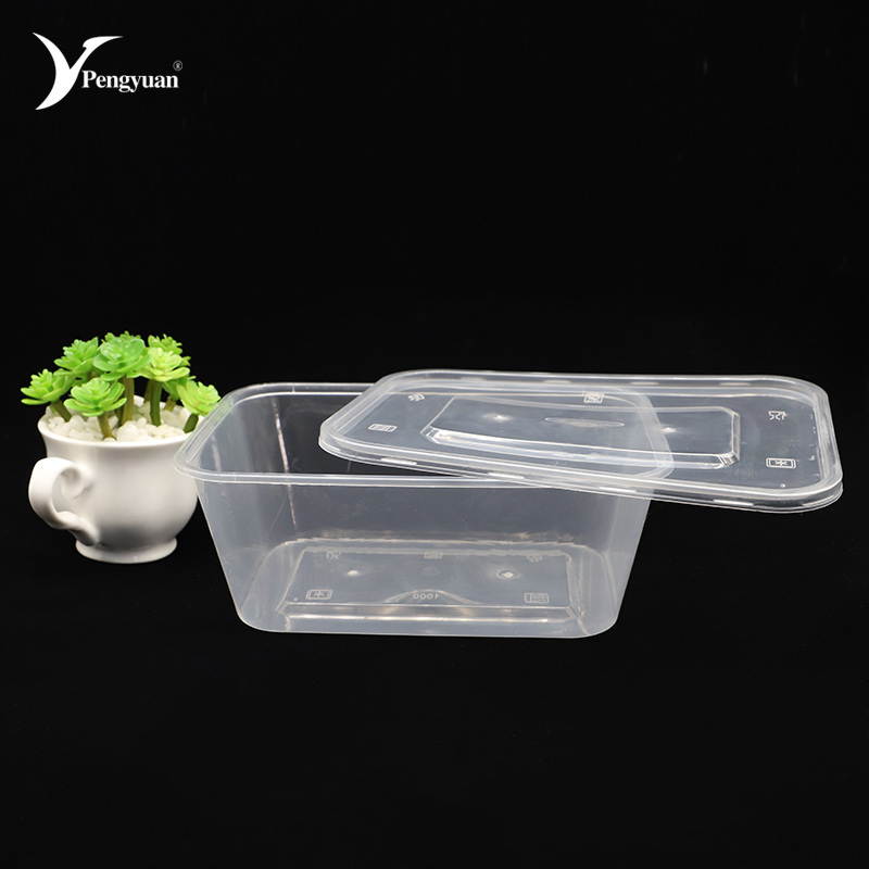 china 750 ml microwave safe plastic